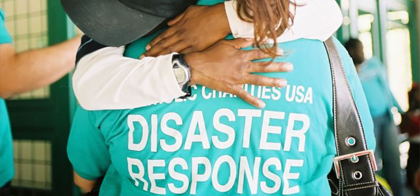 Disaster Response Catholic Charities Of The Diocese Of