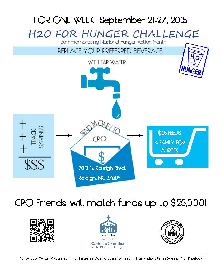 H2O_For_Hunger_Flyer