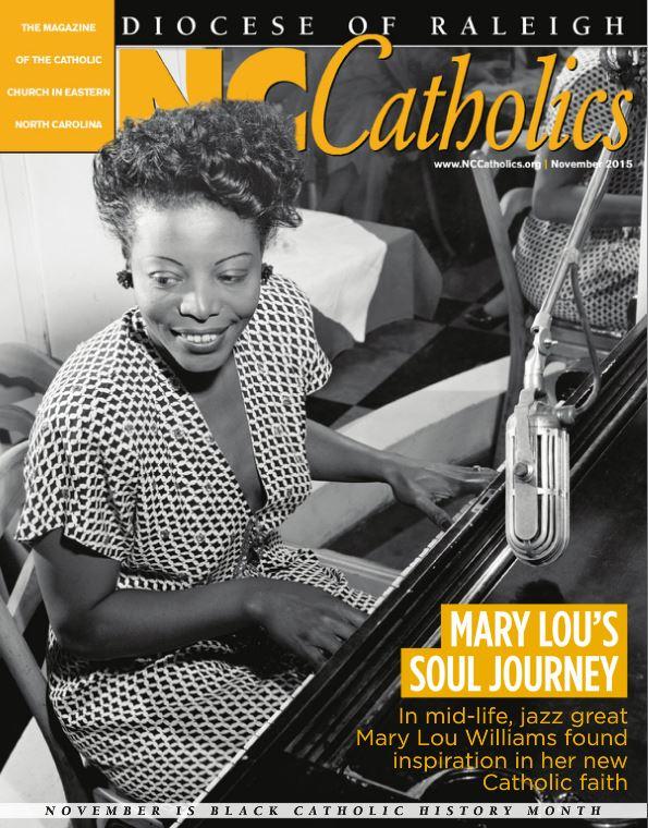 NC Catholics November Cover