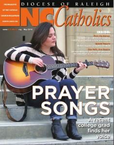 May NC Catholics Cover
