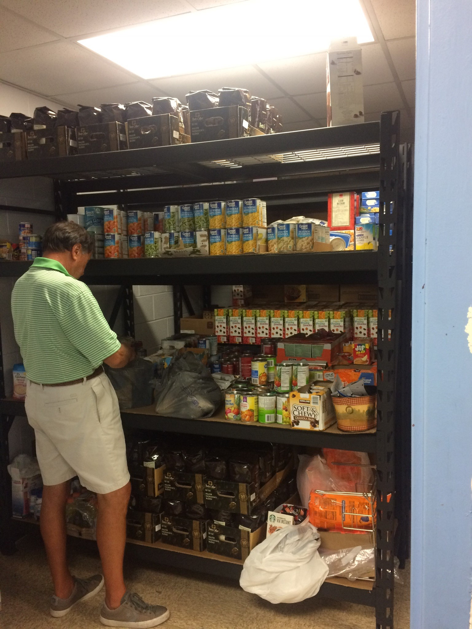 Cape Fear Office to Temporarily Expand Food Pantry Hours Catholic